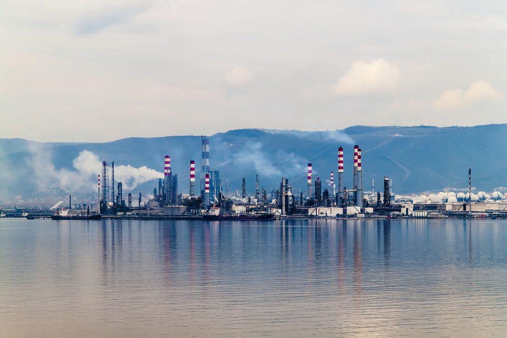 production de gaz naturel
